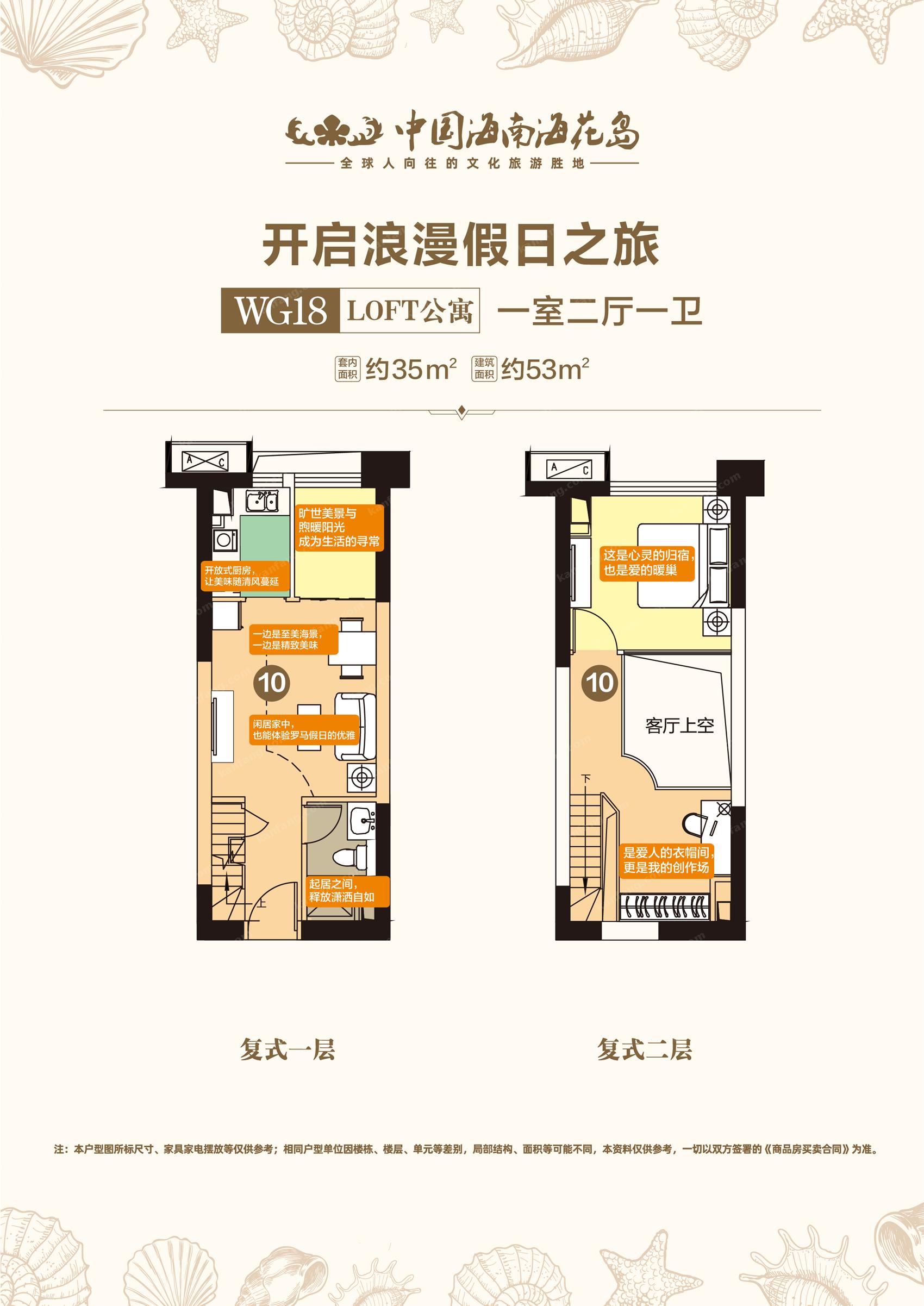 WG18loft公寓