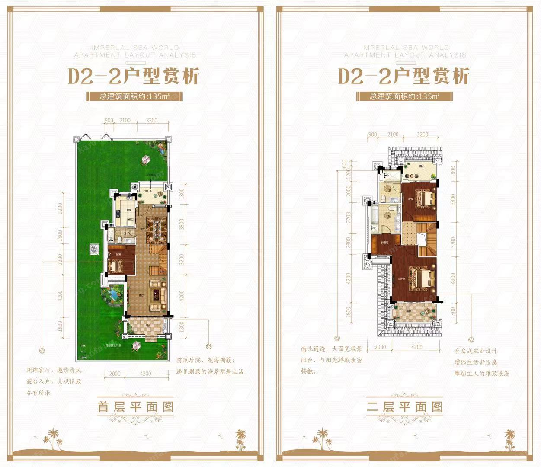 双平别墅D1-2