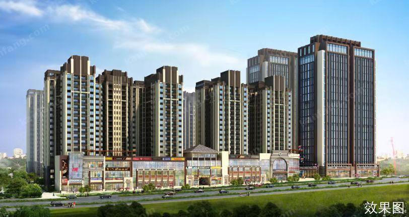 新攀乐·西锦城