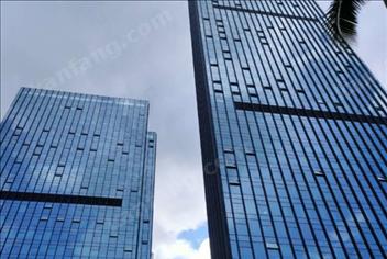 滨海CBD 滨海国际金融中心 420平精装 一线海景 视野开阔