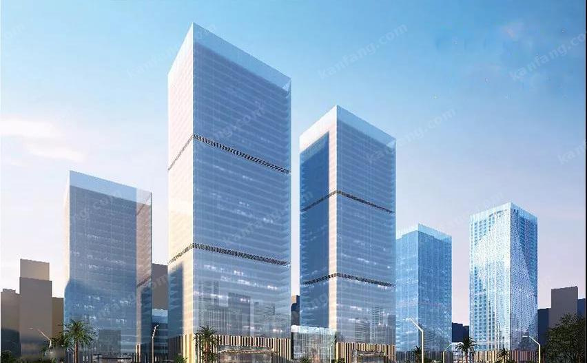 毗邻江东新区甲级写字楼国瑞大厦 208㎡精装修