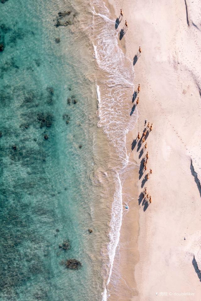 日月湾海门游览区
