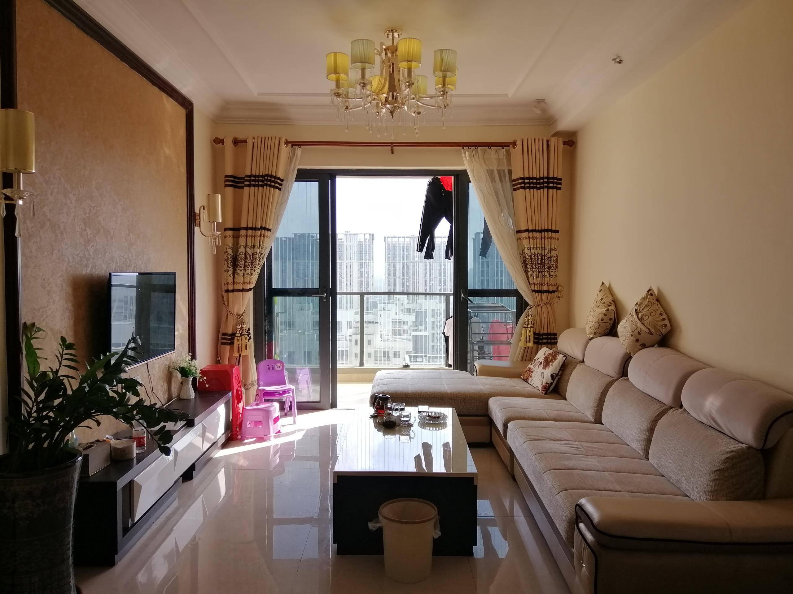 龙昆南地段恒大精装三房单价仅13000