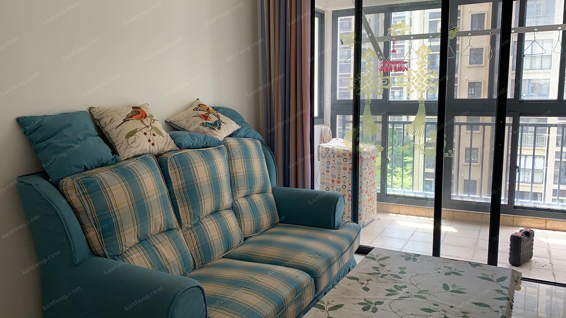 海口定安县 宝安公园家 仅售55万可得舒适精装一房